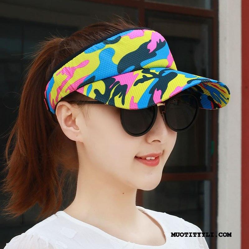 Naisten Hattu Osta Shade Kesä Suuri Koko Naisille Naiset Keltainen